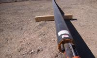 Electric heat pre-insulated pipe